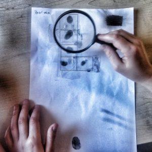 Sprawdzanie odcisków palca
